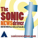 "Revised Sonic Newsdriver Cover Art ""C"""